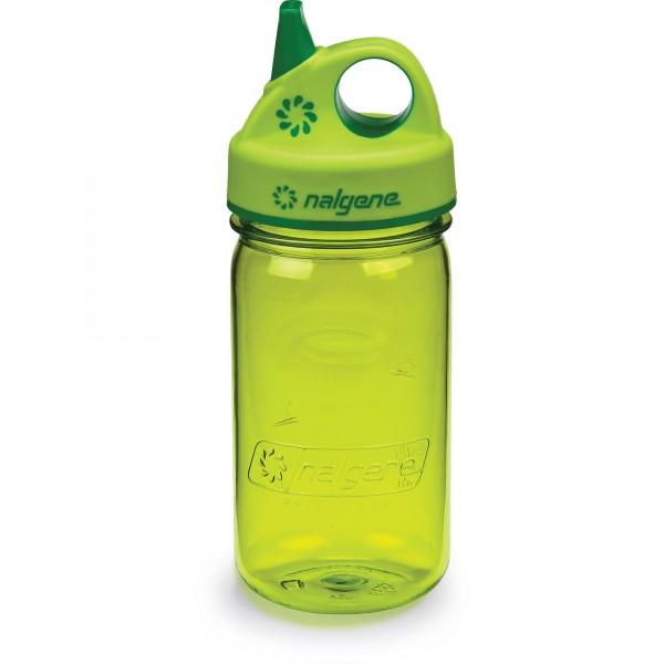 Trinkflasche Grip'n Gulp 375 ml, Tritan green