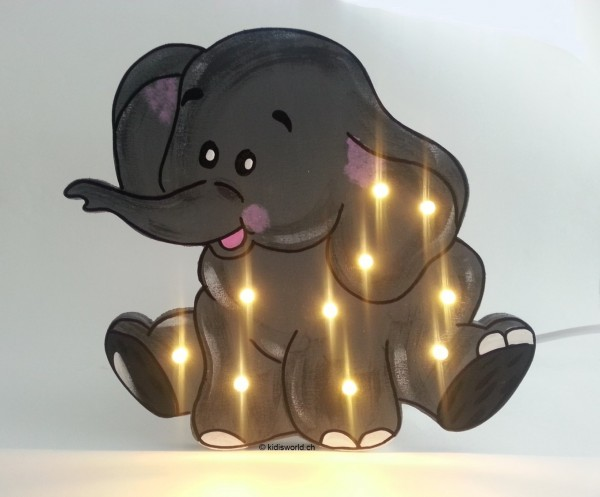 "Schlummerlampe ""Elefant"""