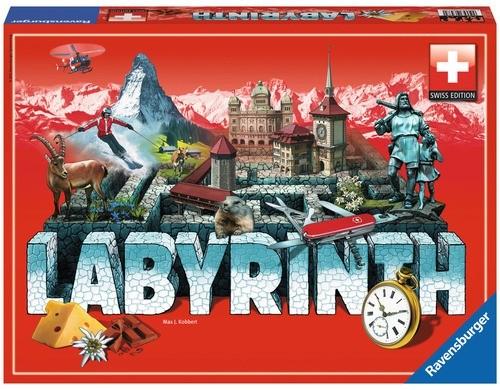 Labyrinth Swiss Edition