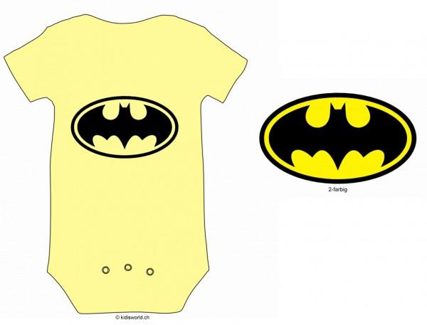 "Baby Body bedruckt ""Batman"""