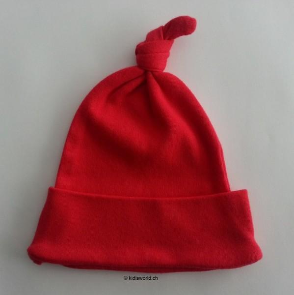 Neugeborenen Chäppli, rot