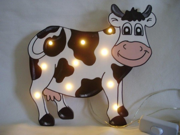 "Schlummerlampe ""Kuh"""