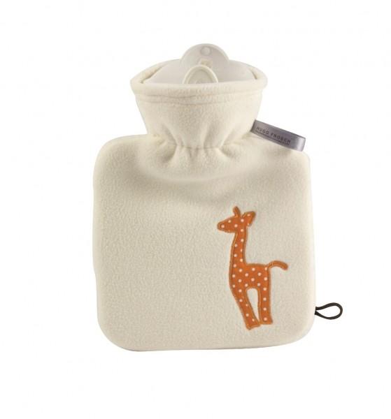 """Wärmflasche """"Safari"""", weiss"""
