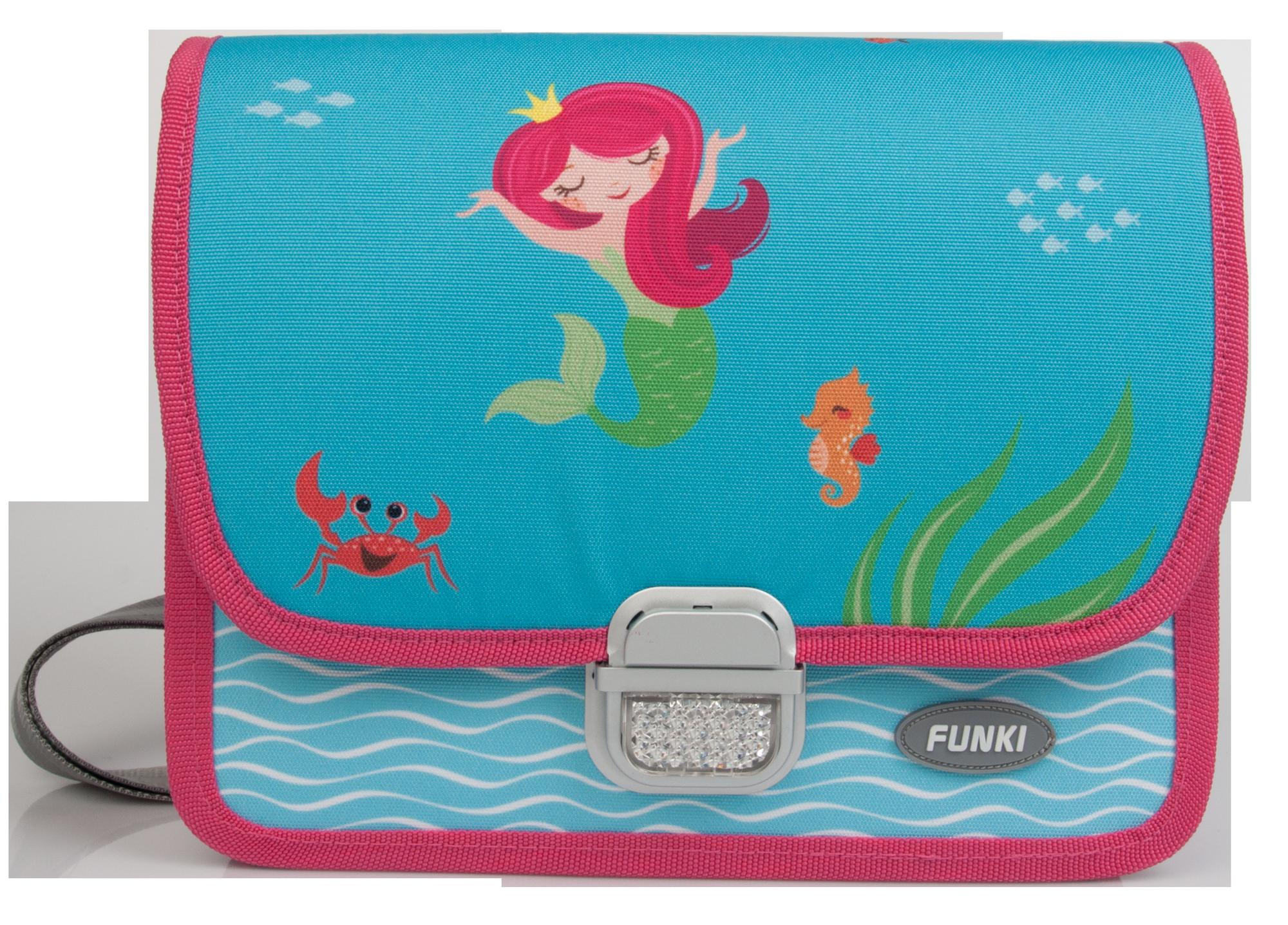 5db4b03f9b79d Kindergartentasche Meerjungfrau von FUNKI bei KIDISWORLD kaufen ...