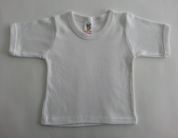 Shirt, weiss