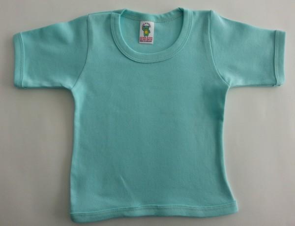 Shirt, aqua