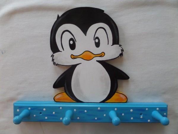 "Garderobe ""Pinguin"""