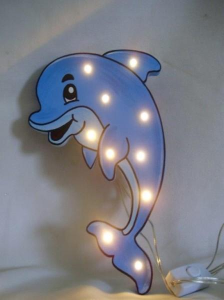 "Schlummerlampe ""Delfin"""