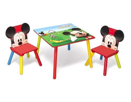 tisch mit stuhlen disney mickey mouse sta 1 4 hlen ikea kleiner