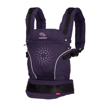 Manduca Kindertrage Limited Edition, PurpleDarts