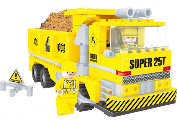 AUSINI Baustellen Lastwagen