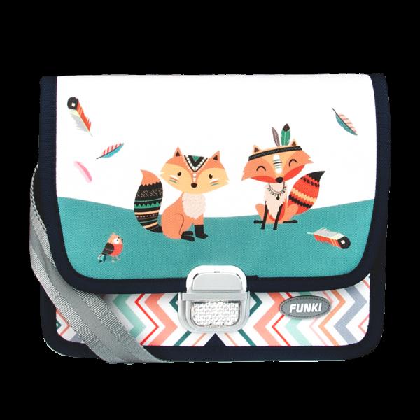 "Funki Kindergartentasche ""Indian Fox"""