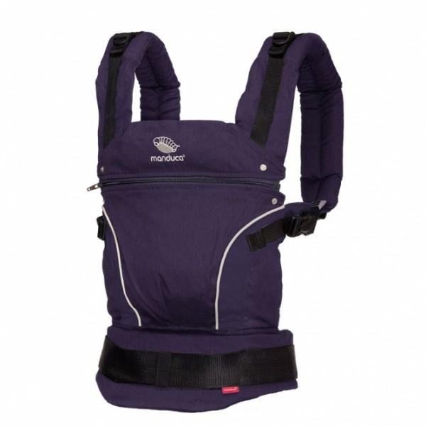 Manduca Kindertrage PureCotton, purple