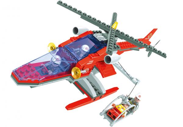 AUSINI Feuerwehr Helikopter